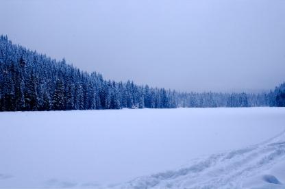 Snowy Lake