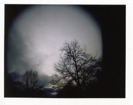 cloudy sunset take 2