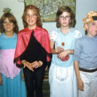 Wayback Wednesday: A Halloween Story*