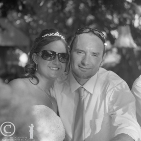 My little brother gets married. (Yashica Mat + Tri x = weak in the knees)