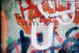 Time doesn't exist