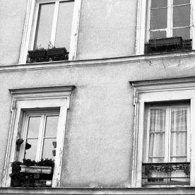 Monmartre windows
