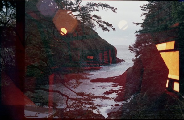 Ghosts in Dead Man's Cove