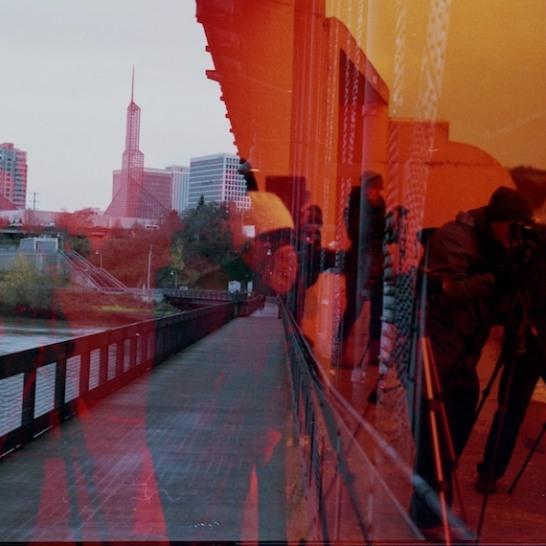 Photogs on the Steel Bridge