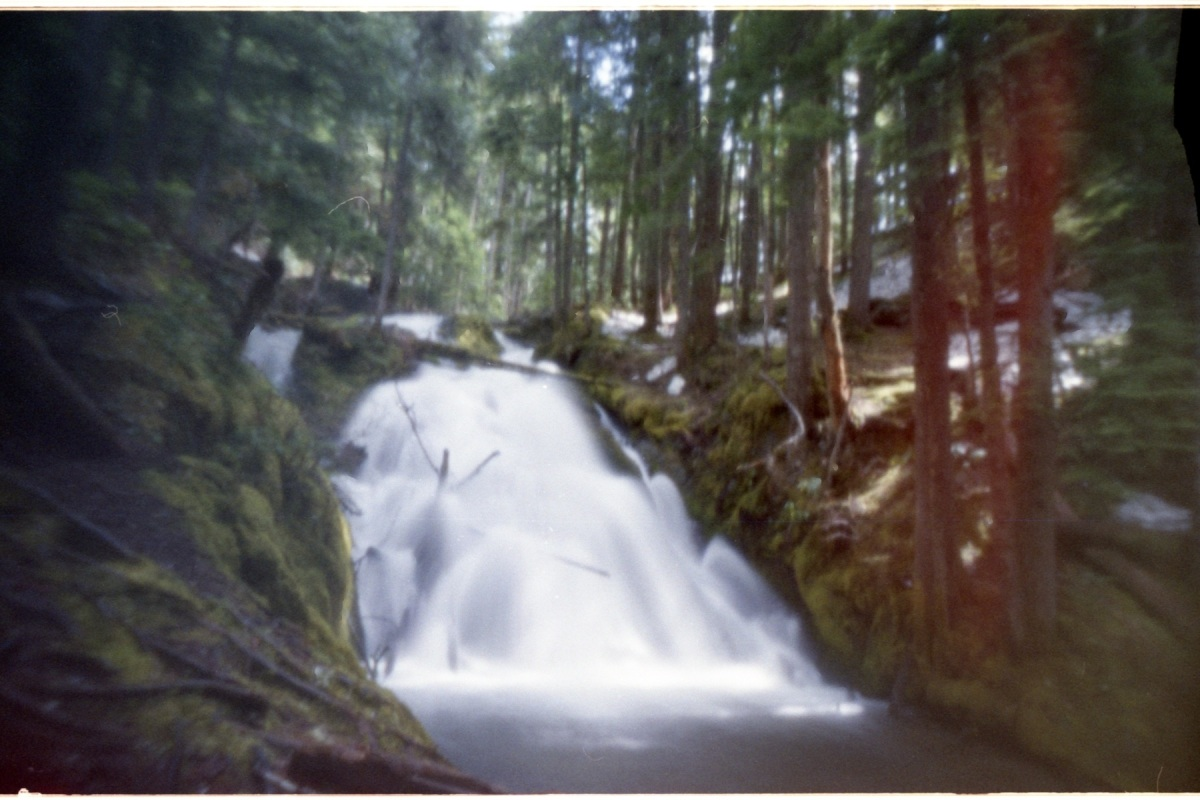 My shot of Zig Zag Falls