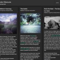 Pinhole Obscura