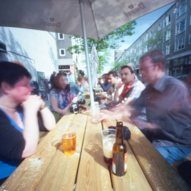 Beers in Rotterdam