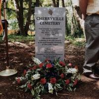 Cherryville cemetery Dedication
