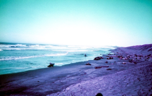purple sands