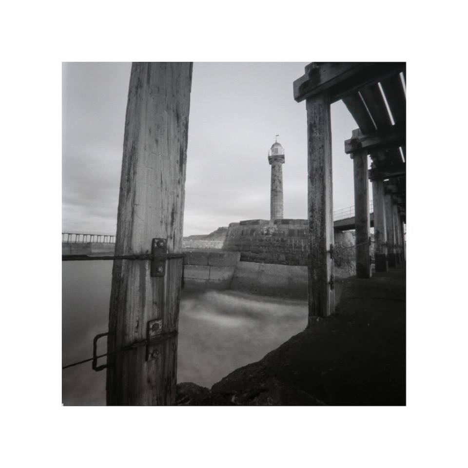 Ian Burton Whitby Lighthouse, Whitby UK