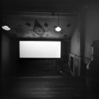 Powerstation Theater, McMennamins Edgefield (after Sugimoto)