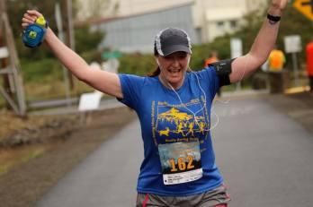 I ran a half marathon in September!!
