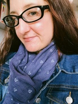 3/21: My Barcelona <3 scarf