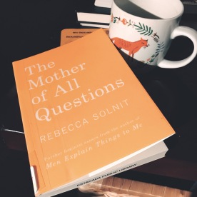 3/22: Coffee and a good feminist read