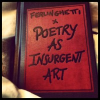 What is Poetry? By Lawrence Ferlinghetti