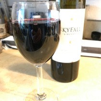 4/14: wine and deep breaths in anticipation of the end of the world