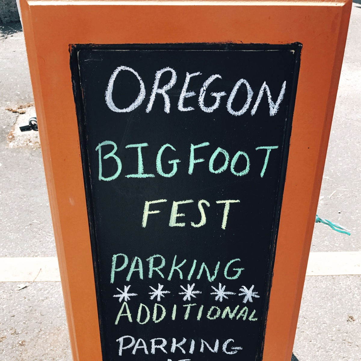 Bigfoot festival