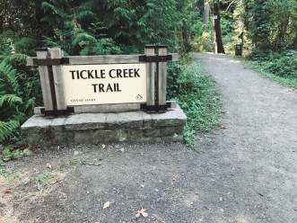 Tickle Creek Trail