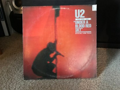 The U2 album was one of the first ones I purchased myself. Listening to it really brought be back to High School!