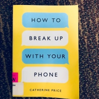 On Breaking Up With My Phone